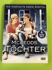 McLeods Töchter, DVD, Staffel 1, Season One