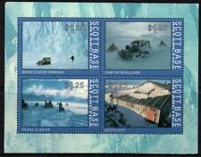 NEW ZEALAND SCOTT BASE 1988 LOCAL ISSUE TRANSPORT UNMOUNTED MINT S/Let 4 [#665]