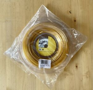 Luxilon 4G 125 / 16L Reel Tennis String - Full 660ft / 200m. Unused and New