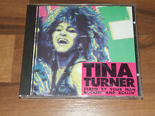 Tina Turner CD Rockin And Rollin, Stand By Your Man Selten