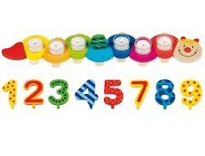 GEBURTSTAGS-RAUPE Camila Geburtstag Geburtstagszug Geburtstagsraupe mit Zahlen