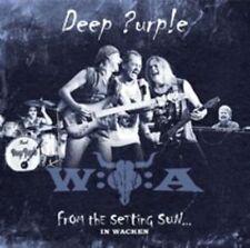From the Setting Sun: In Wacken [Digipak] by Deep Purple (Rock) (CD, Aug-2015, 3