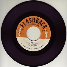 Box Tops Cry Like a Baby / The Door You Closed to Me FLB 38 45 RPM