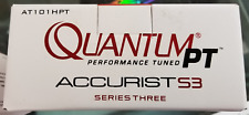 Quantum AT101HPT Accurist S3 PT Baitcasting Reel 7.0:1 Left Hand - New for 2019