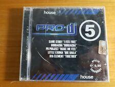 CD PRO DJ 5 - HOUSE MUSIC - NUOVO