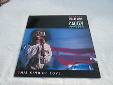 PHIL FEARON & GALAXY  This Kind Of Love ORIGINAL LP Record Ensign ENCL 4 1985 EX