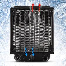 80MM RADIATORE ALLUMINIO TUBETTI FORMA S PER RAFFREDDAM LIQUIDO PC CPU COOLING
