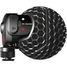 Rode Stereo VideoMic X w/ Included Pop Shield and Wind Shield