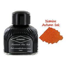 Diamine Fountain Pen Bottled Ink, 80ml - Autumn Oak