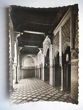 """CPSM """"Institut musulman - Mosquée de Paris - Entrée de la salle des prières"""""""