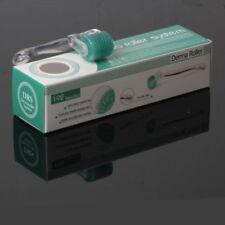 DRS 192 Titanium Micro Needle Microneedle Derma Roller Therapy Anti-aging Scars