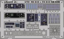 Eduard Zoom SS344 1/72 Sikorsky SH-60B Hobby Boss