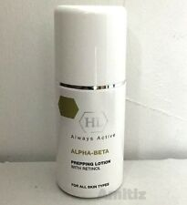 HL HOLY LAND Alpha Beta Prepping Lotion with Retinol 125ml / 4.3oz