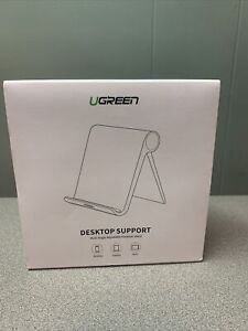 UGREEN DESKTOP SUPPORT MULTI-ANGLE ADJUSTABLE PORTABLE STAND NEW free shipping