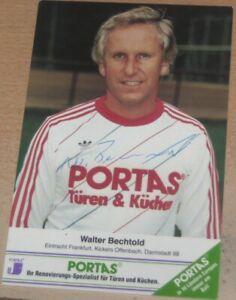 Walter Bechtold - Eintracht Frankfurt