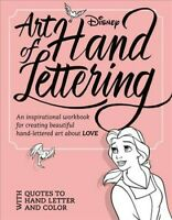 Art of Hand Lettering : An Inspirational Workbook for Creating Beautiful Hand...