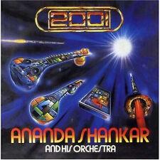 """Ananda Shankar:"""" 2001"""" (CD)"""