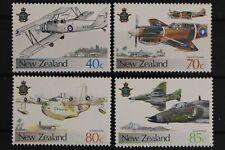 Neuseeland, MiNr. 992-995, Flugzeuge, postfrisch / MNH - 635258
