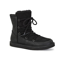 UGG Australia Damen Lodge Boots Stiefel Winterstiefel Gr. -39-