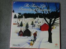 The Time Life Treasury Of Christmas Volume Two 3 LPs Sealed