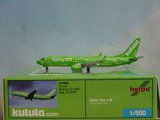 Herpa Wings 1:500 Boeing 737-800 Kulula ZS-zwp (Art. Nº 518499)