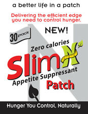 Slim'N Patch (30 Pack) Fat burning Patch Weight Loss Patch Zero Calories Natural