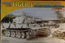 DRAGON TIGER I 1/72 LENINGRAD