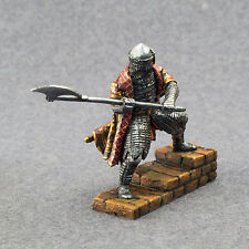Tin Toy Soldiers Pained Knight Turkish Soldier 1/32 54mm Medieval Figures Metal