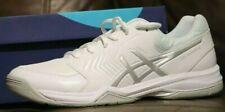 Asics Gel-Dedicate 5 Women's Tennis Shoes Sz.11 White/Silver E757Y-0193