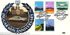 1983 commonwealth-benham jaguar officiel-doublé - 500 seulement!