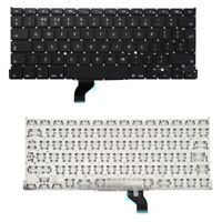 "For Apple Macbook Pro 13"" Retina UK Layout Keyboard Replacement A1502 2013-2015"