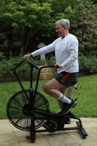 Keep Fit with the new Outback Sweat Air Bike