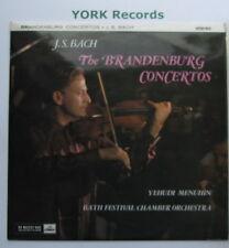ASD 327 - BACH - Brandenburg Concertos MENUHIN - Excellent Condition LP Record