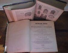 Dictionnaire français illustré et encyclopédie universelle.(1860)