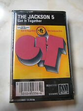 JACKSON 5 - GET IT TOGETHER - Cassette Tape - MOTOWN - SEALED NEW - 1973