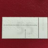 Alemania Federal año 2006 Bicentenario de la escuela  para Aveugles Nº 2348 MNH