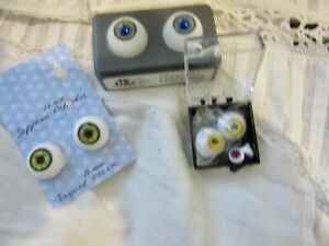 BJD Doll Eyes 4 pair
