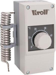 Kroll Raumthermostat RTI für Luftheizer LH 120 - 230 Heizung Thermostat