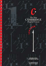 The New Cambridge English Course 1 Teacher's book-ExLibrary