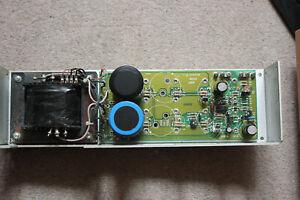 Amek Hendrix console +5V Power supply rail International Power IF5/OVP