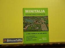 ART 5.984 RIVISTA MINITALIA L'ITALIA VISITATA IN UN SOLO GIORNO