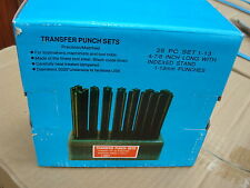 New listing Transfer punch set metric & Imperial, save postage together