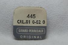 NOS Girard Perregaux Part No 445 for Calibre 81 - Setting Lever