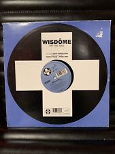 "Wisdome - Off The Wall - 12"" Vinyl Record"