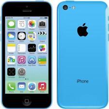 Apple iPhone 5c - 16GB - Blue (GSM Unlocked AT&T, T-Mobile, Metro PCS) 4G Phone