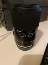 Tamron SP 90 mm f/2.8 Di MACRO 1:1 VC USD for Nikon F