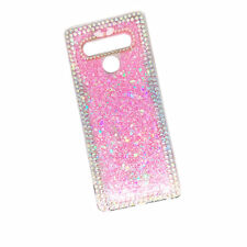 For LG Stylo 6/5/5X/4+/iPhone Bling Diamond Crystal Soft tpu Glitter Case Cover