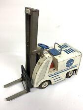 Vintage Rare Pan Am Pan American World Airways Airlines Tin Forklift Japan