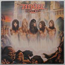 ANGEL 'White Hot' original 1977 US vinyl LP w/innersleeve