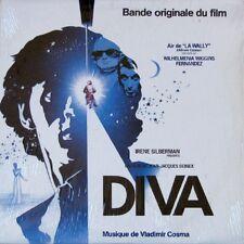 Diva (Bande Originale Du Film) Soundtrack Canadian Original Vladimir Cosma Lp